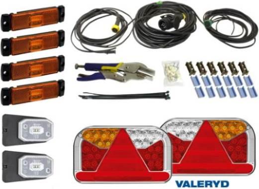Czytaj więcej na temat Układ elektryczny i oświetlenie przyczepy